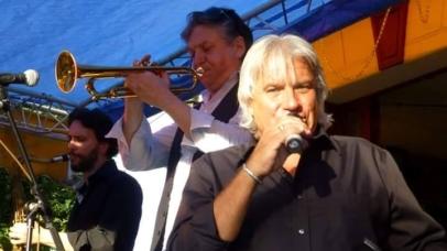 Avec Julien Raffin sax ,Christian Martinez trombone