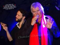 Avec Julien Raffin, sax