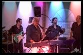 Avec Pascal Bret guitare, Julien Raffin sax ,Philippe Slominski trompette