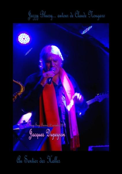 Jacques Dupeyron, chant
