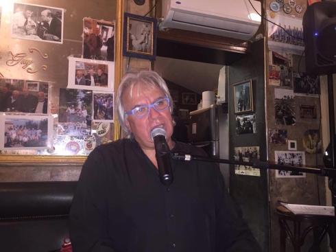 Jacques Dupeyron piano, chant