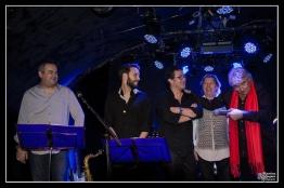 Philippe Slominski, Julien Raffin, Pascal Bret, Philippe Leroux, Jacques Dupeyron