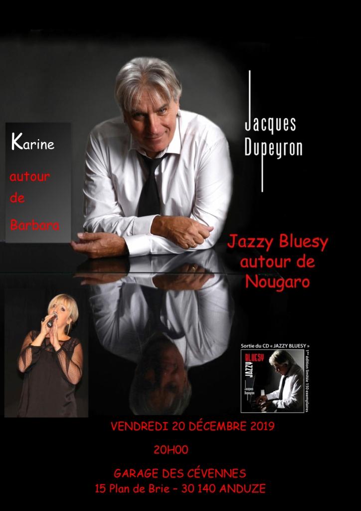 20 Décembre 2019, Anduze, garage des Cévennes